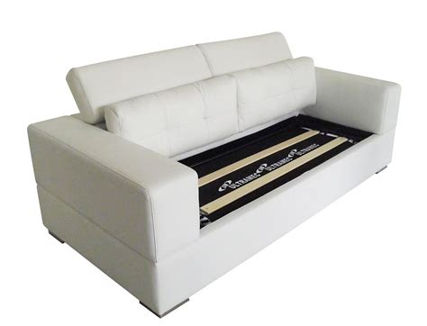 Click Clack Sofa Bed Sofa Chair Bed Modern Leather Sectional Pull Out Sleeper Sofa