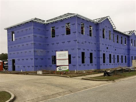 Carencro Post Office by Cardiology Specialists Of Acadiana S New Office Building