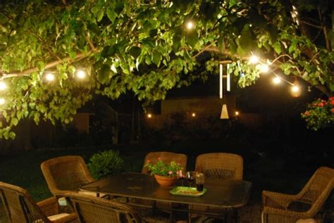 Cheap Backyard Lighting Ideas Baristanet Your Local Homegrown Community Since 2004 Covering Montclair Bloomfield