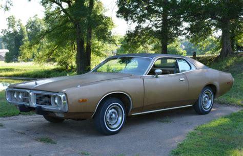 Original Dodge by Original 1973 Dodge Charger Se 2 Door Hardtop Fixer