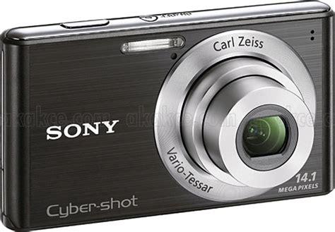 Kamera Sony Cybershot Dsc W530 sony cyber dsc w530 dijital foto茵raf makinas莖