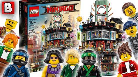 best lego city sets lego ninjago set ninjago city 70620