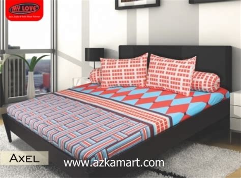 Sprei My sprei bed cover grosir sprei murah