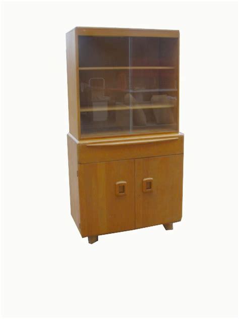 heywood wakefield encore server china cabinet cupboard ebay