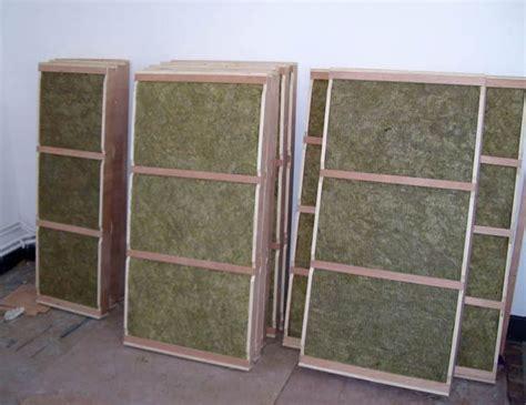 home  acoustic panels gearslutzcom cool diy stuff