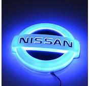 Nissan Logo Emblem LED On Altima Coupe Kit