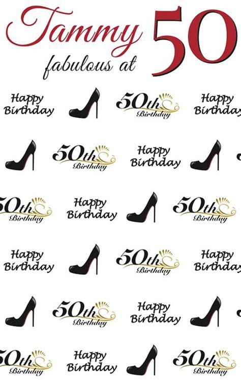 backdrop design for 50th birthday pinterest the world s catalog of ideas