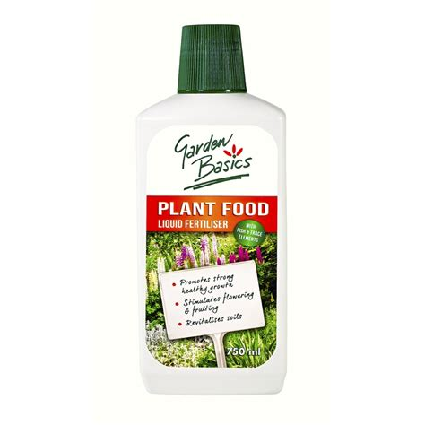 Gardenia Plant Food Garden Basics 750ml Liquid Plant Food Concentrate Ebay