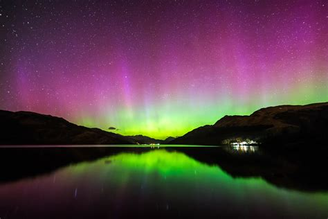 What Are Northern Lights by 5 Amazing Skies Experiences In Scotland