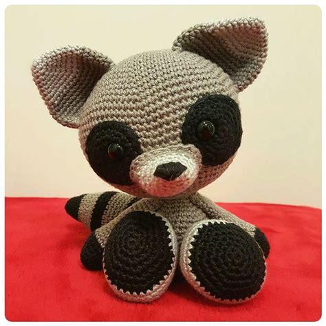 amigurumi raccoon pattern free the 25 best fox amigurumi pattern ideas on pinterest
