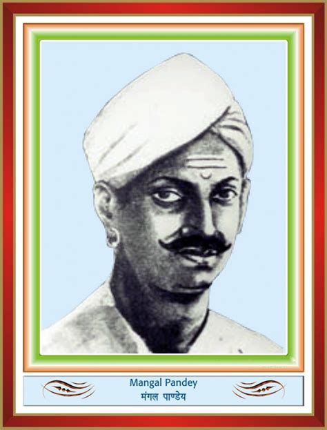 indian freedom fighters biography in hindi image gallery mangal pandey