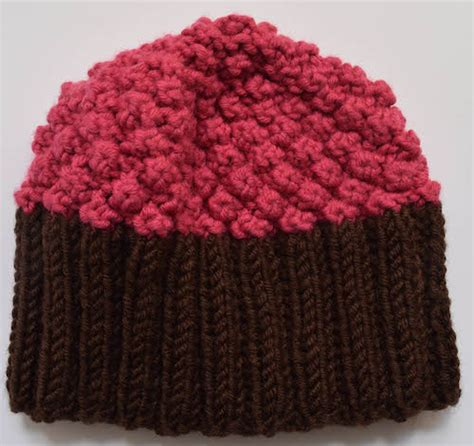 cupcake knitted hat pattern free cupcake knit hat pattern free search results calendar 2015