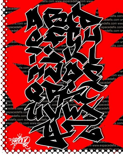 graffiti art letters rynakimley