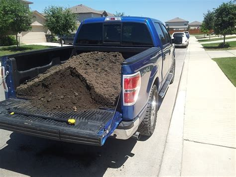 How Many Yards In A Ton Testing My Trucks Payload Page 2 Ford F150 Forum