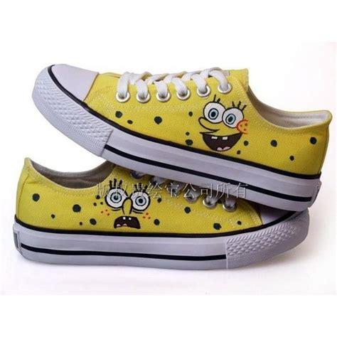 shoes spongebob shoes