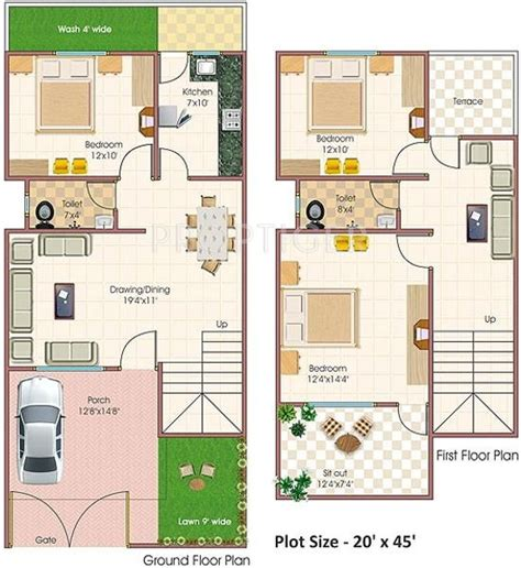 home design for 900 sq plot 900 sq ft 3 bhk floor plan image abhinav homes tirupati available rs 4 985 per sqft for sale