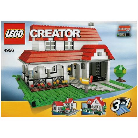 Lego House Set 4956 Brick Owl Lego Marketplace