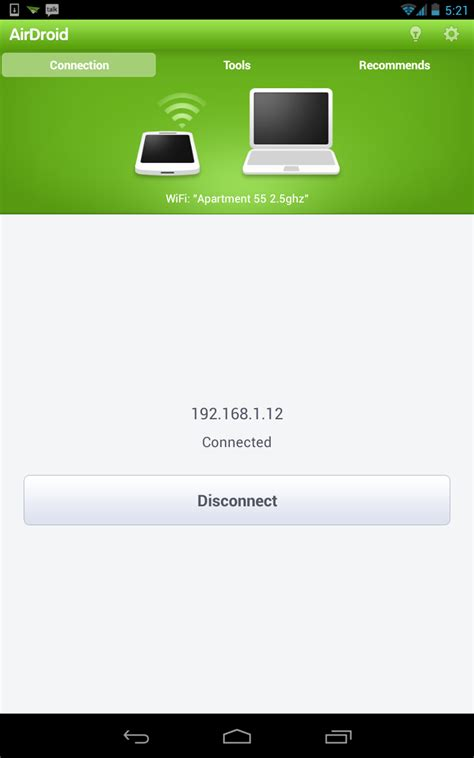 airdroid android app android appalooza it feels to be wireless ars technica