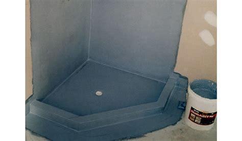 Waterproof Membrane For Shower by Liquid Waterproof Membrane For Showers Images Frompo