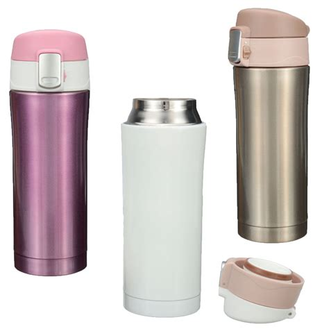 Tumbler Termos Bottle 350ml stainless steel thermos travel mug vacuum flask bottle coffee tea insulated cup alex nld