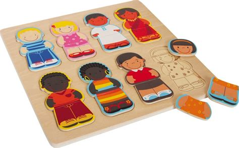 Pretend Kitchen Furniture by Multicultural Puzzle Children Of This World The