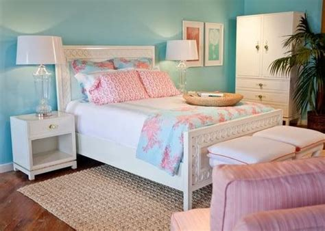 pink and turquoise bedroom aqua and pink interiors panda s house