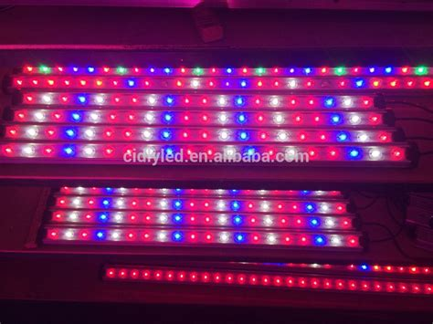 led grow light strips waterproof cidly 4ft 84w led grow light bar for shelf