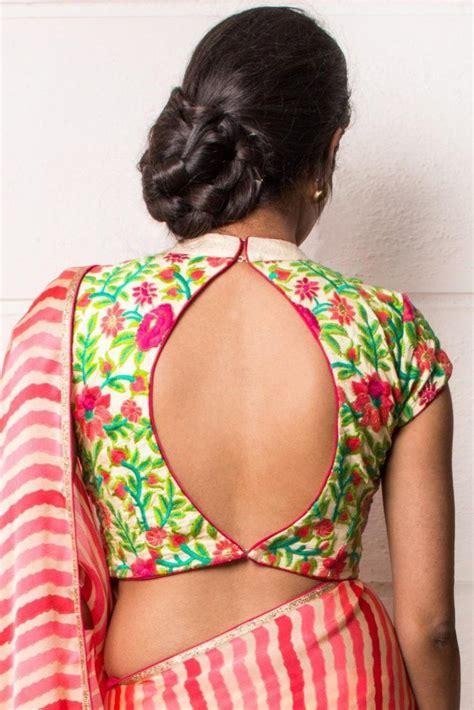 blouse back neck design new pattern latest blouse designs for back