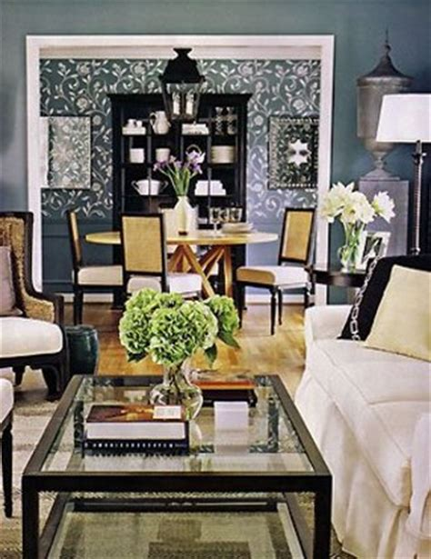 Nate Berkus Dining Room Design August 2010 The Buzz Diane Home