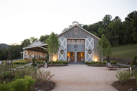 Barn Wedding Virginia 50 most wedding locations in the us from brides