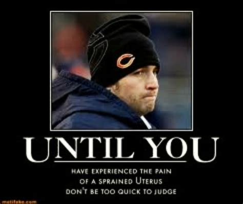 Jay Cutler Memes - go packers bears suck packers rule bears vikes drool