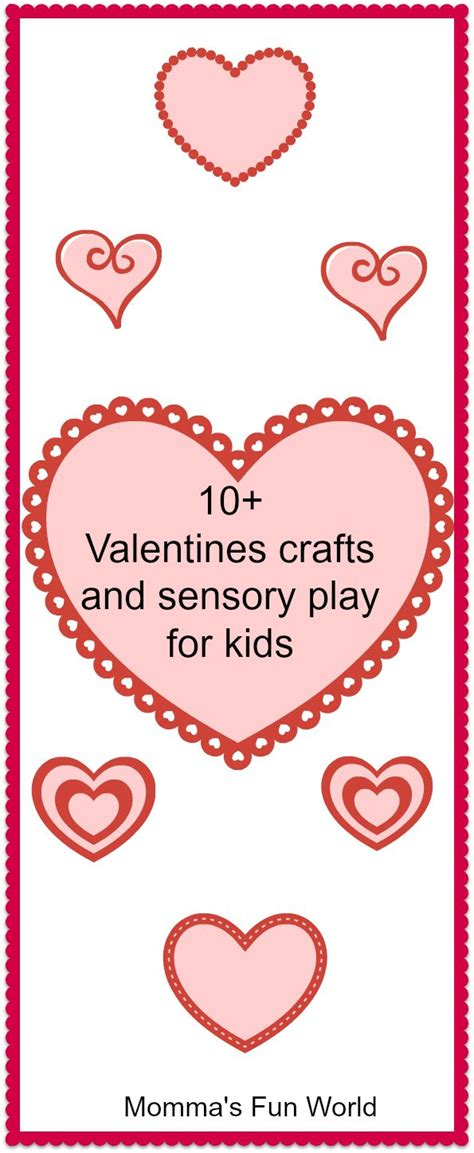valentines day skits momma s world 10 valentines crafts and sensory play