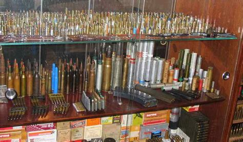 ammo  gun collector  nice ammo collections pictures