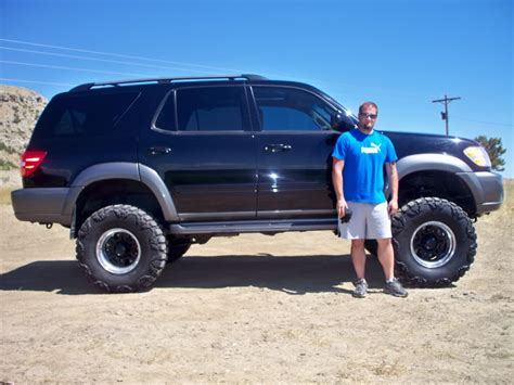 toyota sequoia lifted lifted toyota sequoia for sale autos post
