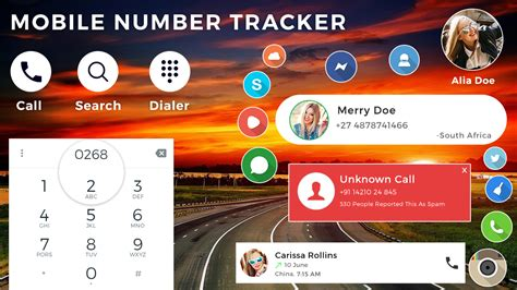 Phone Tracker By Mobile Number Mobile Number Tracker Android Apps On Play