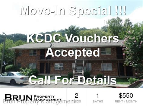 Kcdc Section 8 by 2004 Valley Dr Knoxville Tn 37918 Rentals