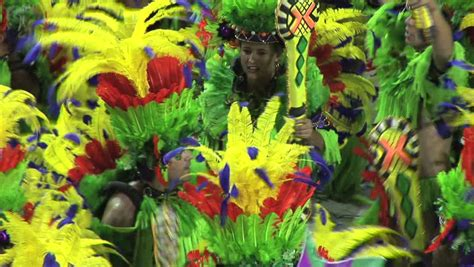 Carnival Of Healing 72 by Brazil Stock Footage