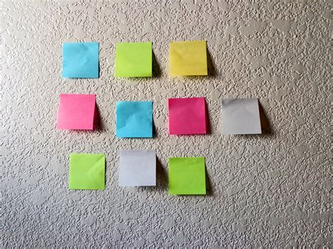 free photo sticky notes project management free image
