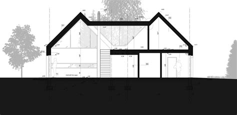 two barns house two barns house rs archdaily