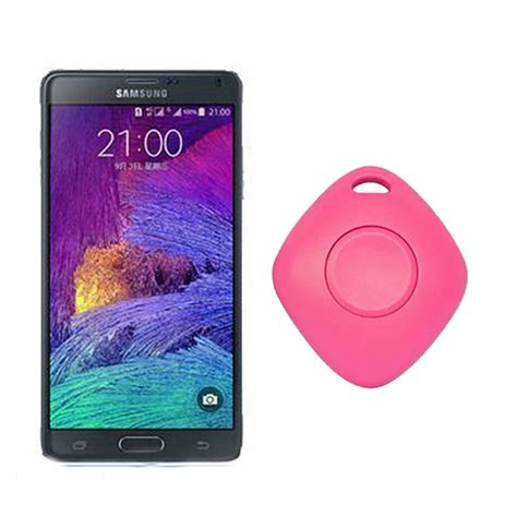 Samsung Note 4 Buzzer universal smart bluetooth tracker gps locator tag alarm anti lost device for samsung galaxy note