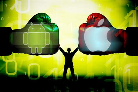 android vs apple android vs ios security which is better computerworld