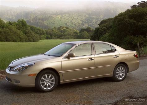 how can i learn about cars 2002 lexus is on board diagnostic system lexus es specs 2002 2003 2004 2005 2006 autoevolution