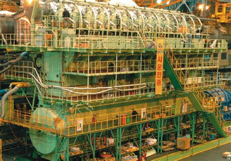 world s world s largest and most powerful diesel engine