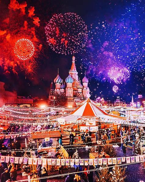 images of christmas in russia moscow city looked like a fairytale during orthodox bored panda