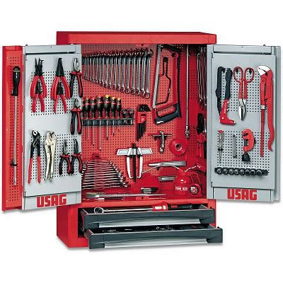 cassetta attrezzi completa usag armadi e ganci usag utensili professionali