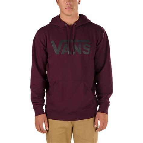 Hoodiesweaterjacket Vans vans classic pullover hoodie shop mens sweatshirts at vans