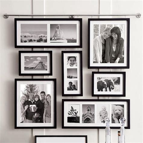 wall galleries gallery frames and red envelope on pinterest
