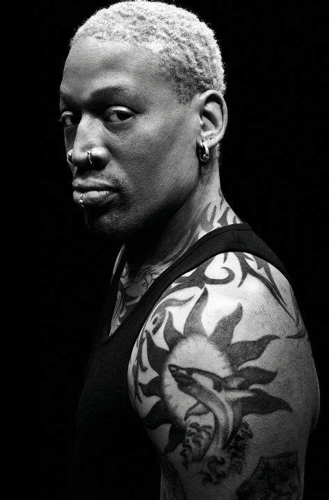 dennis rodman tattoos dennis rodman tats