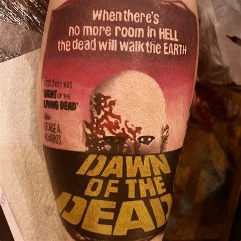 dawn of the dead tattoos 17 best images about of the dead tattoos on