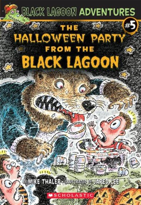 full black lagoon adventures book series by mike thaler